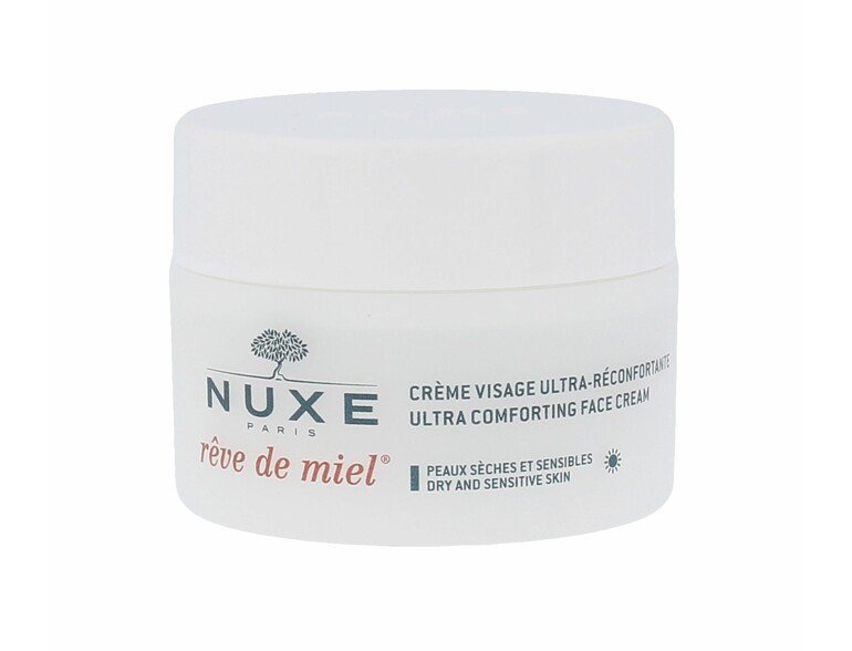 Tagescreme NUXE Rêve de Miel Ultra Comforting Face Cream 50 ml