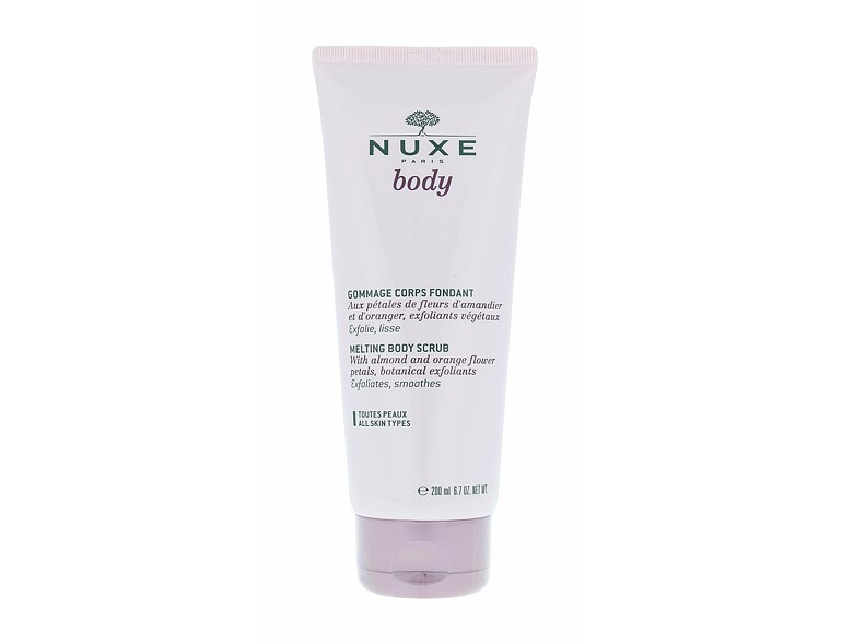 Gommage corps NUXE Body Care Melting Body Scrub 200 ml