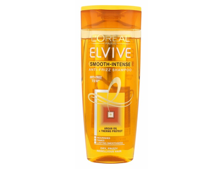 Shampoo L´Oréal Paris Elseve Smooth-Intense 250 ml