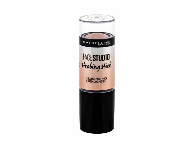 Highlighter Maybelline FaceStudio Strobing Stick 9 g 100 Light-Iridescent
