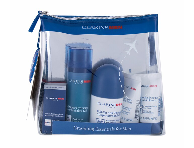 Antiperspirant Clarins Men 50 ml Sets