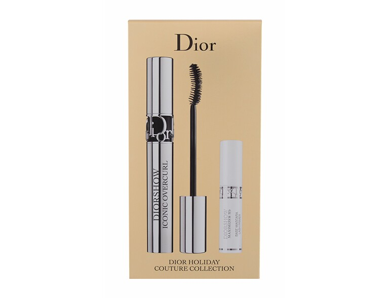 Mascara Christian Dior Diorshow Iconic Overcurl 6 g 090 Black Sets