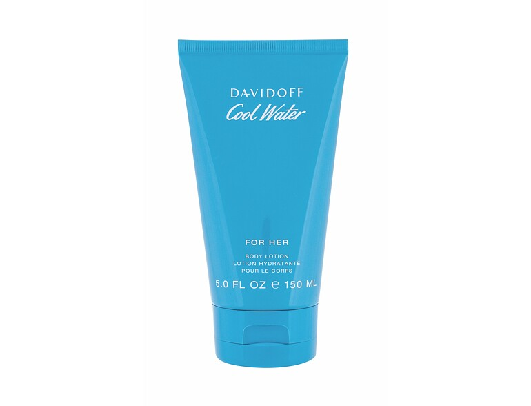 Lait corps Davidoff Cool Water 150 ml